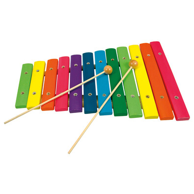 Bino Xylofon, 12 tónů