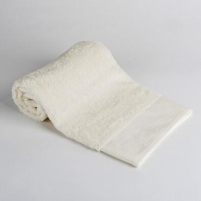 Osuška Geel krémová, 70 x 130 cm