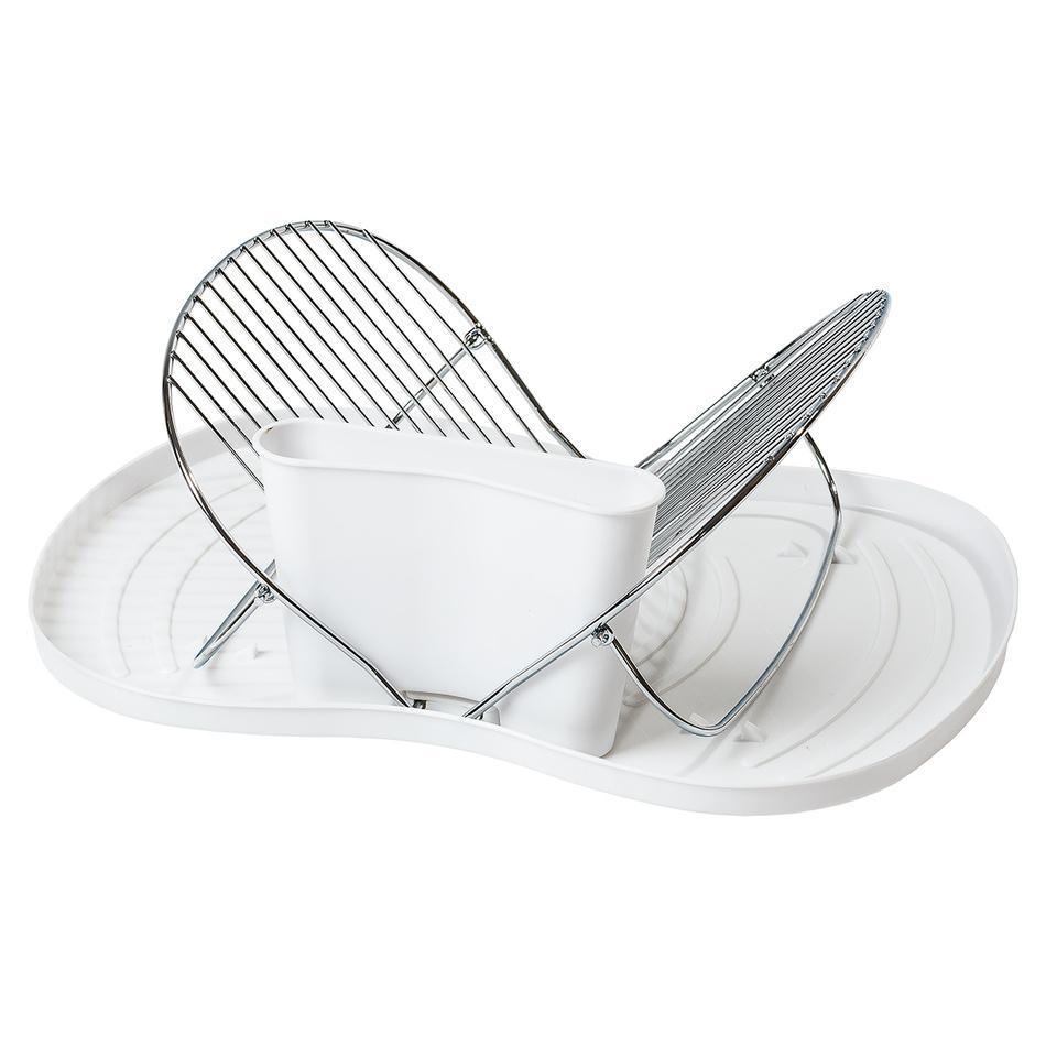 Skládací odkapávač na nádobí