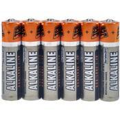 JCB SUPER alkalická baterie LR03 (AAA)