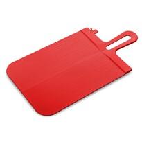 Koziol Deska do krojenia Snap Organic S, czerwieni