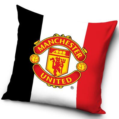 Polštářek Manchester United Trio, 40 x 40 cm