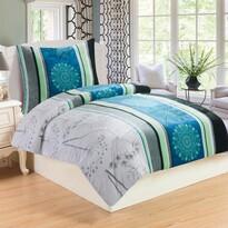Lenjerie de pat Elen, din micro-pluș, 140 x 200 cm, 70 x 90 cm