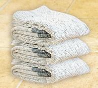 Zdravotní ponožky, sada 3 párů, 38 - 39