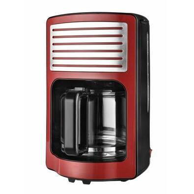 Kalorik CM 2500 Kávovar 1,8 l, červená