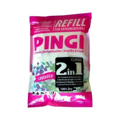 Pingi Dryscent 3,1 Náhradní náplň pro odvlhčovač