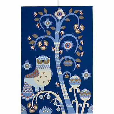 Utěrka Taika 47 x 70 cm, modrá