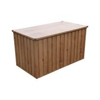 Duramax Záhradný úložný box hnedá, 134 x 74 cm