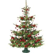 Stojan na vánoční stromeček Orbit zelená