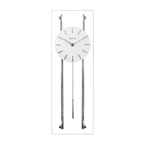Kyvadlové hodiny Lavvu Pendulum LCT3010 bílá, 56 cm
