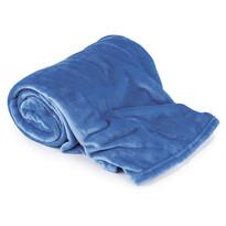 4Home deka Soft Dreams tmavě modrá, 150 x 200 cm