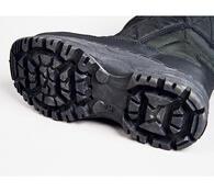 Dámské zimní boty s beránkem, 41