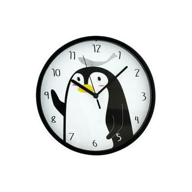 Nástenné hodiny Pingu, 22,5 cm