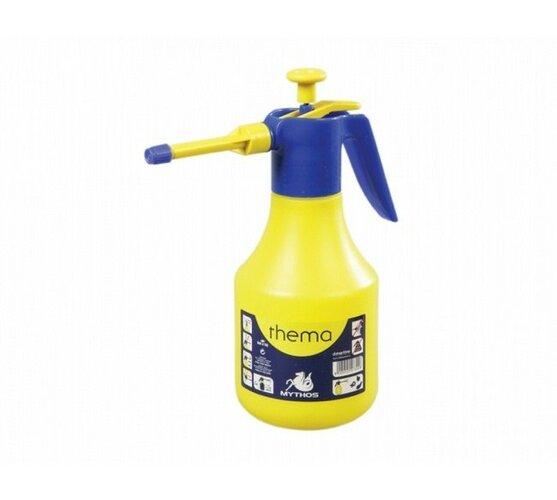 Tlakový rozprašovač, žlutá
