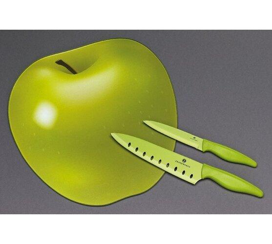 Krájacia doštička s nožom jablko Zassenhaus