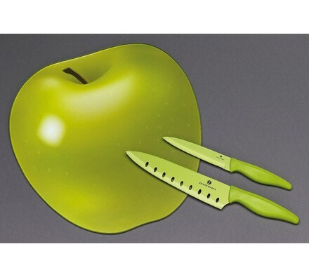 Zassenhaus Jablko krájecí prkénko s nožem