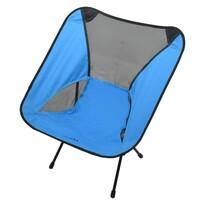 Scaun pliabil Cattara Foldi Max II, de camping, 58 x 105 x 35 cm