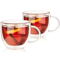4Home Szklanka termiczna Tea Hot&Cool 350 ml, 2 szt.