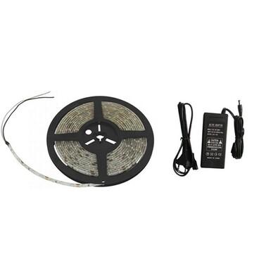 Solight Venkovní světelný pás LED 3 m teplá bílá