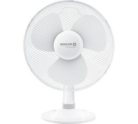 Sencor SFE 4030WH stolní ventilátor