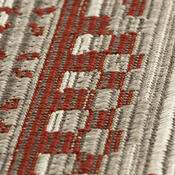 Kusový koberec Star červená, 160 x 230 cm