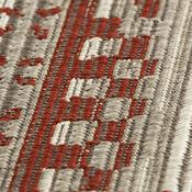 Kusový koberec Star červená, 80 x 150 cm