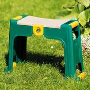 Scăunel de grădină, verde