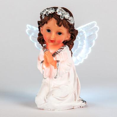 Svítící andělíček