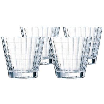 4dílná sada sklenic na whisky Iroko , 320 ml