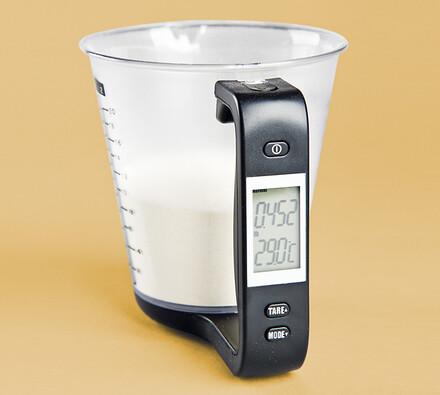 Kuchyňská váha digitální SCOOP