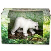Lední medvěd bílá, 14 cm