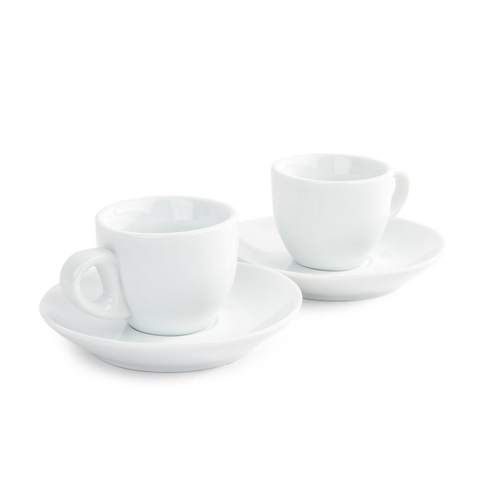 Mäser sada 2 šálků a 2 podšálků na Espresso, 80 ml