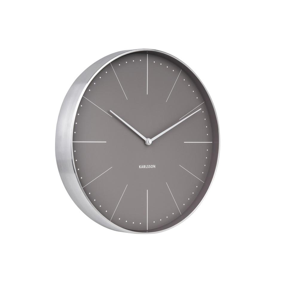 Nástěnné hodiny Karlsson 5681GY