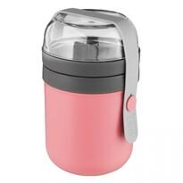 BergHOFF LEO tízórais doboz, rózsaszín
