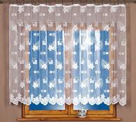 4Home záclona Rozárie, 150 x 300 cm