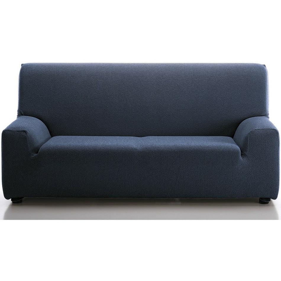 Forbyt Multielastický poťah na sedaciu súpravu Petra modrá, 240 - 270 cm