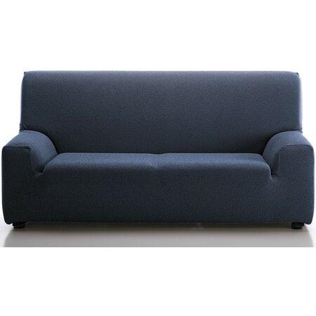 Multielastický potah na sedací soupravu Petra modrá, 180 - 240 cm