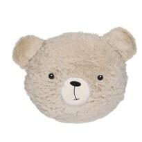 Chlpatý vankúšik Sweetie pr. 27 cm, medvedík