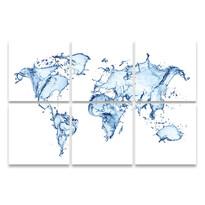 Viacdielny obraz World