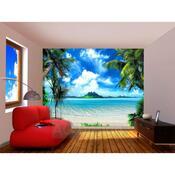 Fototapeta pláž 270 x 360 cm