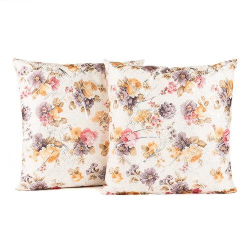 Poduszka - jasiek kwiat 1 + 1 gratis, 40 x 40 cm