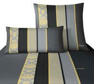 Povlečení JOOP! Ornament Stripe 4022/3, 140 x 200 cm, 70 x 90 cm