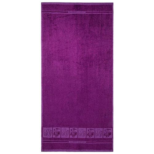 4Home fürdőlepedő Bamboo Premium lila, 70 x 140 cm