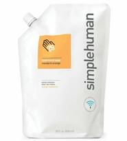 Simplehuman Hydratačné penové mydlo 828 ml, mandarínka