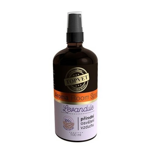 Topvet Aroma Room Spray Levandule 100 ml