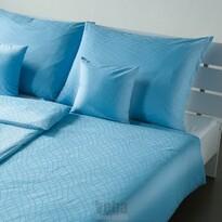 Veba Geon Kígyóbőr damaszt ágynemű, kék