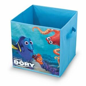 Domopak Living Úložný box s motivem Disney Dory, 32 x 32 x 32 cm