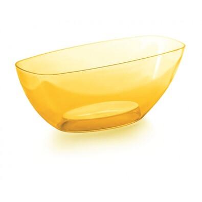 Dekorativní miska Coubi žlutá, 36 cm