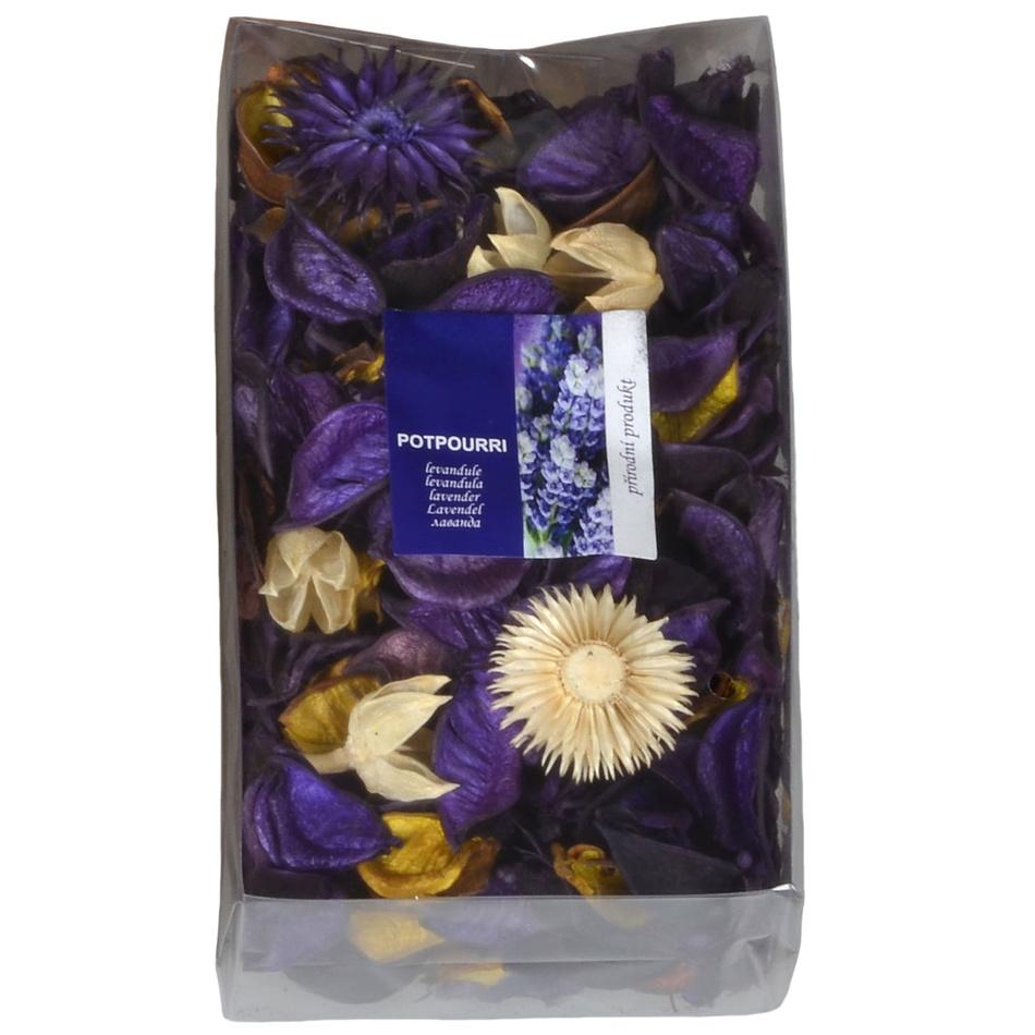 Vonná směs Potpourri Levandule fialová, 130 g