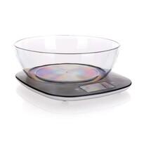 Cântar digital de bucătărie Banquet CulinariaBlack 5 kg